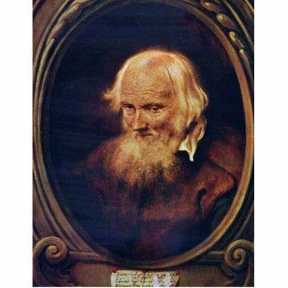 Retrato de Petrus Egidio De Morrione By Lievens Fotoescultura Vertical