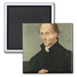 Retrato de Philipp Melanchthon 1532 Imán Para Frigorifico