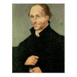 Retrato de Philipp Melanchthon, 1532 Postal