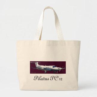 Retrato de Pilatus PC-12, PC 12 de Pilatus Bolsa