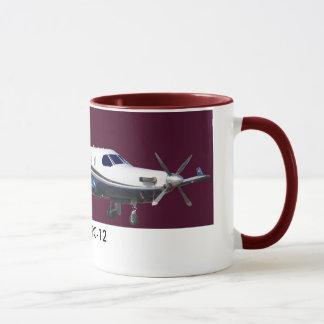 Retrato de Pilatus PC-12, Pilatus PC-12