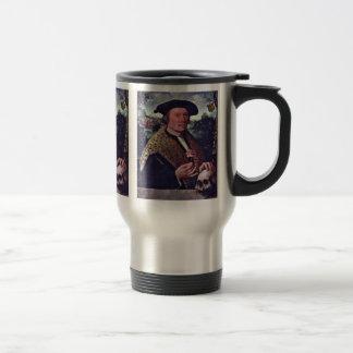 Retrato de Pompey Occo (1483-1537). Taza De Café