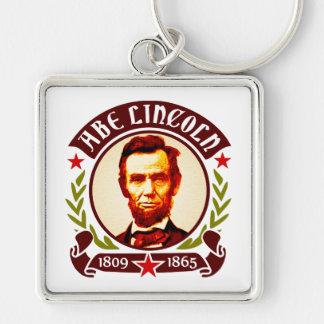 Retrato de presidente Abraham Lincoln
