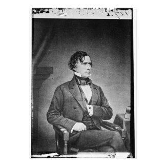 Retrato de presidente Franklin Pierce por M Brady Comunicados Personalizados