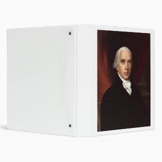 """Retrato de presidente James Madison de Juan Carpeta 1"""""""