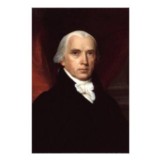 Retrato de presidente James Madison de Juan Vander Fotografías