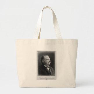 Retrato de presidente Stephen Grover Cleveland Bolsa