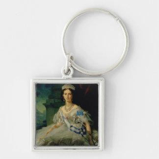 Retrato de princesa Tatiana Alexanrovna Llavero Personalizado