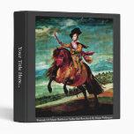 Retrato de príncipe Balthasar Carlos a caballo