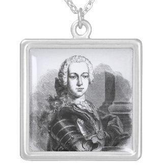 Retrato de príncipe Charles Edward Estuardo Grimpola Personalizada