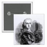 Retrato de príncipe Charles Edward Estuardo Pins