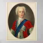 Retrato de príncipe Charles Edward Impresiones