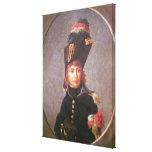 Retrato de príncipe Eugene de Beauharnais Impresión En Lona