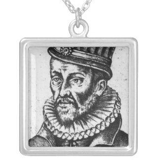 Retrato de príncipe Ludovico de Gonzaga Colgante Cuadrado