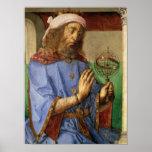 Retrato de Ptolomeo, c.1475 Posters