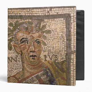 "Retrato de Quintus Ennius Carpeta 1 1/2"""