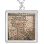 Retrato de Quintus Ennius Colgante Cuadrado