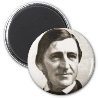 Retrato de Ralph Waldo Emerson Iman