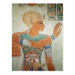 Retrato de Ramesses III de Postales