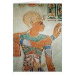 Retrato de Ramesses III de Tarjeta De Felicitación