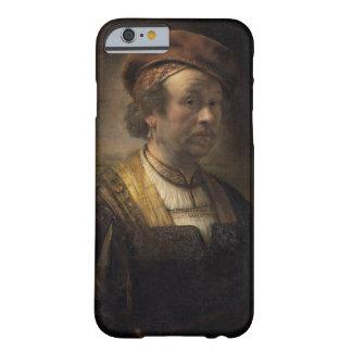 Retrato de Rembrandt, 1650 (aceite en lona) Funda Barely There iPhone 6