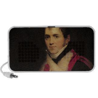 Retrato de Rev. Edward Daniel Clarke c.1822 Altavoz De Viaje