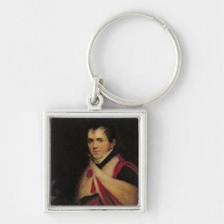 Retrato de Rev. Edward Daniel Clarke c.1822 Llavero