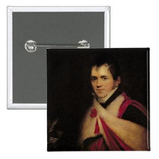 Retrato de Rev. Edward Daniel Clarke c.1822 Pin