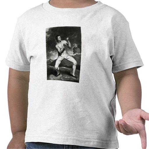 Retrato de Richard Humphreys Camisetas