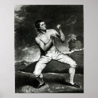 Retrato de Richard Humphreys Poster