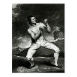 Retrato de Richard Humphreys Postales