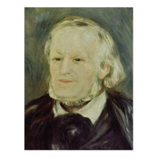 Retrato de Richard Wagner, 1893 Tarjetas Postales