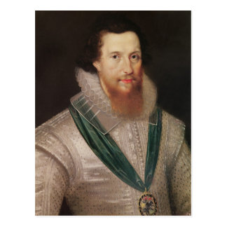 Retrato de Roberto Devereux c.1596 Postales