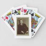 Retrato de Roberto Louis Balfour Stevenson (1850-9 Baraja Cartas De Poker
