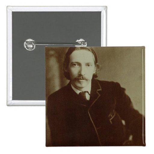 Retrato de Roberto Louis Balfour Stevenson (1850-9 Pins