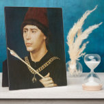 Retrato de Rogier Weyden- de Antoine Placas De Madera