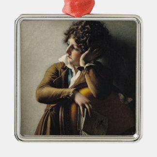 Retrato de Romainville-Trioson, 1800 Ornamento Para Reyes Magos