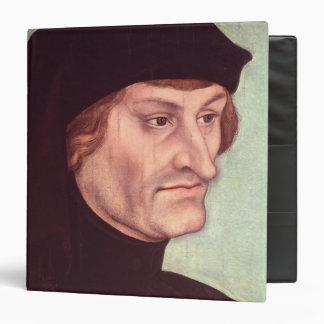 "Retrato de Rudolf Agricola Carpeta 1 1/2"""