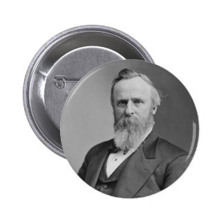 Retrato de Rutherford B. Hayes de Mathew Brady Pins