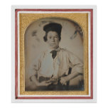 Retrato de Samuel Clemens (40447) Impresiones