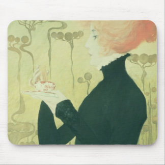 Retrato de Sarah Bernhardt Alfombrilla De Ratones