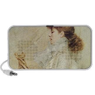 Retrato de Sarah Bernhardt PC Altavoces