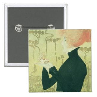 Retrato de Sarah Bernhardt Pins