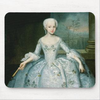 Retrato de Sarah Eleonor Fermor 1749-50 Mouse Pad