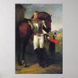 Retrato de segundo teniente Charles Legrand Poster