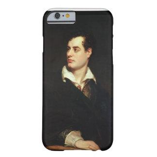 Retrato de señor Byron (1788-1824) (aceite en Funda De iPhone 6 Barely There