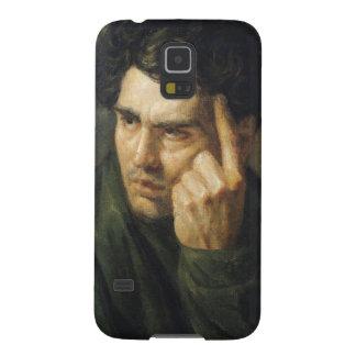Retrato de señor Byron Carcasa Galaxy S5