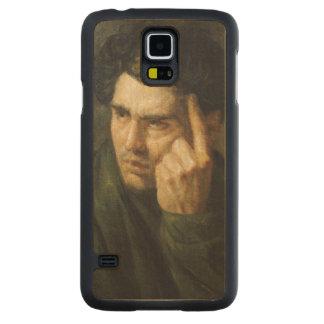 Retrato de señor Byron Funda De Galaxy S5 Slim Arce