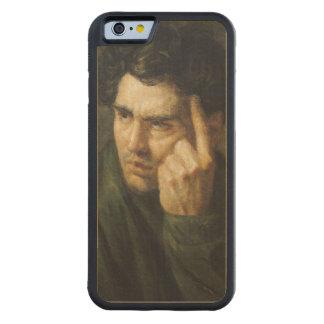 Retrato de señor Byron Funda De iPhone 6 Bumper Arce