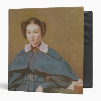 """Retrato de señora Baudot, la sobrina del artista Carpeta 1 1/2"""""""